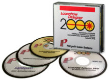 The CD/DVD set is packed with programs, help files, frames, shows and music.